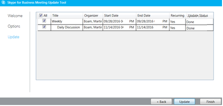 update lync to skype for business manually