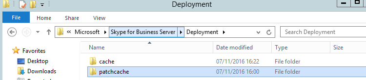 Skype for Business Server 2015 Smart Setup – Martin Boam's