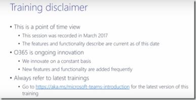 Introduction to Microsoft Teams Summary – Martin Boam's