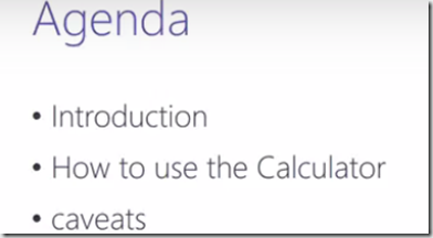Microsoft Teams–How to use the Teams Bandwidth Calculator