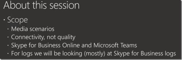 Understanding Media Flows in Microsoft Teams and Skype for