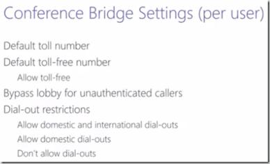 Teams: Plan for Audio Conferencing Video Summary – Martin