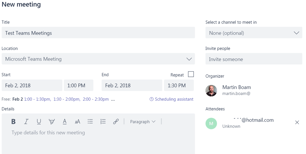 Microsoft Teams first look at Anonymous Join, Lobby, Edge