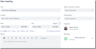 Microsoft Teams first look at Anonymous Join, Lobby, Edge and Chrome